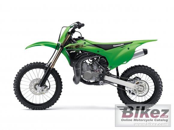 2020 Kawasaki KX85-II