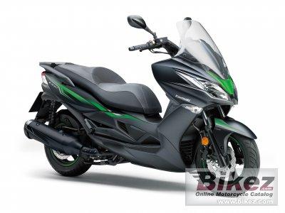 2020 Kawasaki J300