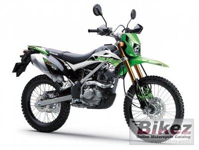 2020 Kawasaki KLX150BF