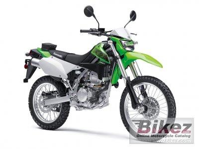 2020 Kawasaki KLX250S