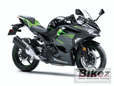2020 Kawasaki Ninja 400 ABS