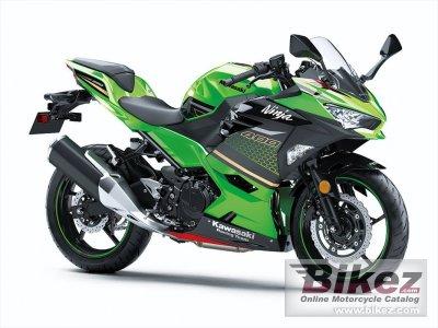2020 Kawasaki Ninja 400 KRT Edition