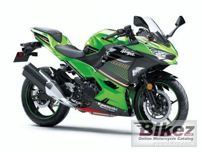 2020 Kawasaki Ninja 400 KRT SE