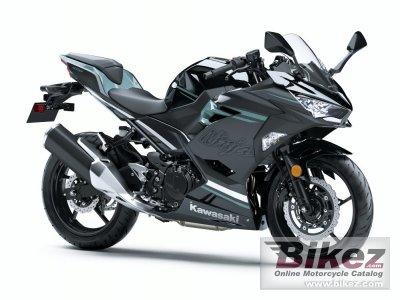 2020 Kawasaki Ninja 400 SE