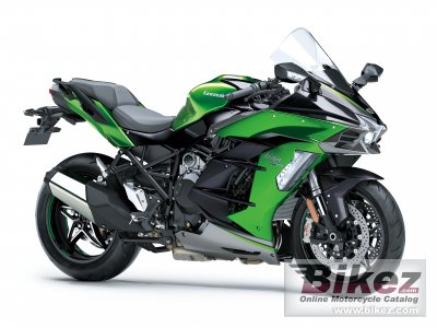 2020 Kawasaki Ninja H2 SX SE Plus