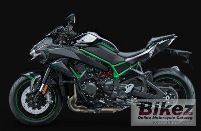 2020 Kawasaki Ninja Z H2
