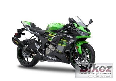 2020 Kawasaki Ninja ZX-6R Performance
