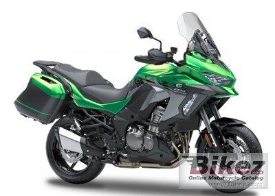 2020 Kawasaki Versys 1000 Tourer