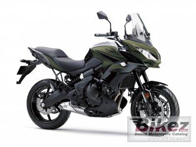 2020 Kawasaki Versys 650