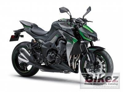 2020 Kawasaki Z1000R Edition