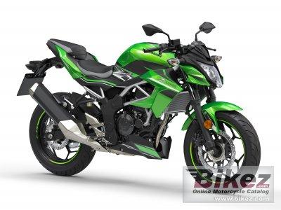2020 Kawasaki Z125