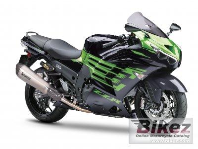 2020 Kawasaki ZZR1400 Performance Sport
