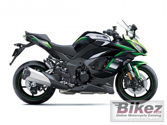 2021 Kawasaki Ninja 1000SX SE