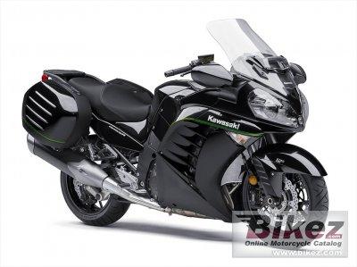 2021 Kawasaki Concours 14