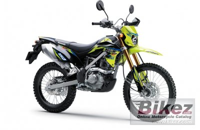 2021 Kawasaki KLX150BF SE