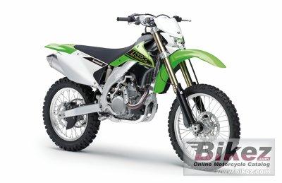 2021 Kawasaki KLX450R