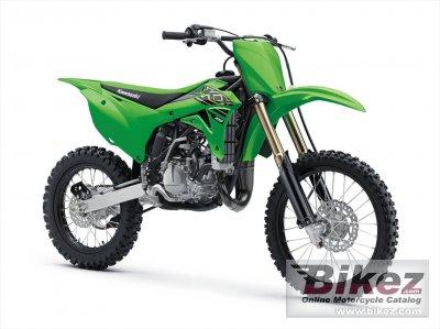2021 Kawasaki KX100