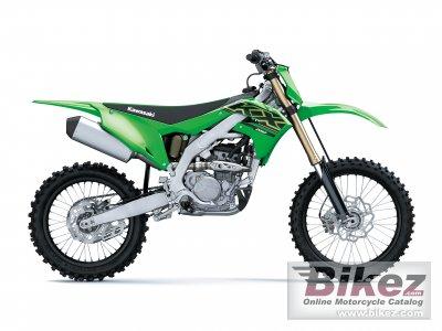 2021 Kawasaki KX250