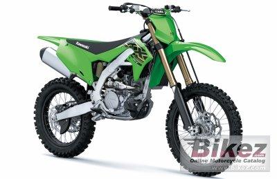 2021 Kawasaki KX250X