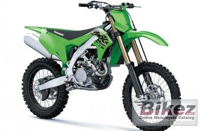 2021 Kawasaki KX450X