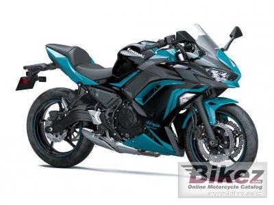 2021 Kawasaki Ninja 650L SE