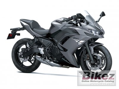 2021 Kawasaki Ninja 650L