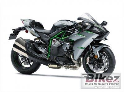 2021 Kawasaki Ninja H2 Carbon