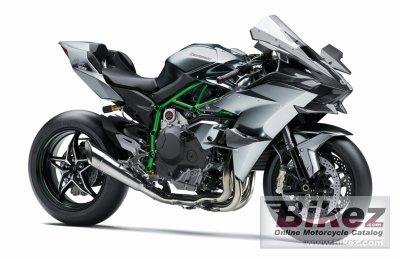 2021 Kawasaki Ninja H2R