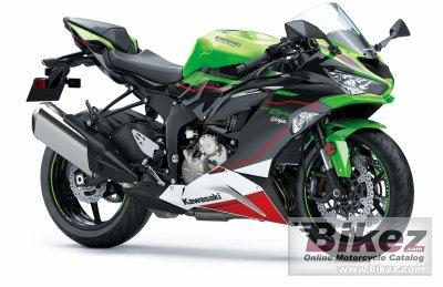 2021 Kawasaki Ninja ZX-6R KRT