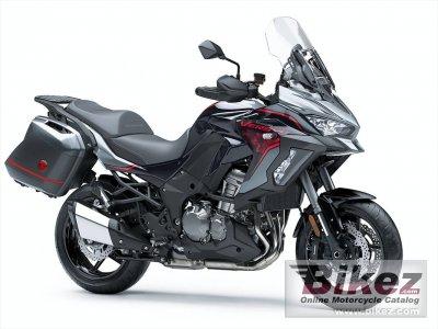 2021 Kawasaki Versys 1000 SE LT Plus