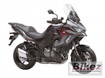 2021 Kawasaki Versys 1000 SE