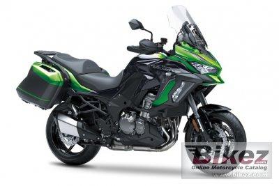 2021 Kawasaki Versys 1000 Tourer