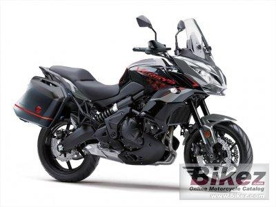 2021 Kawasaki Versys 650 LT