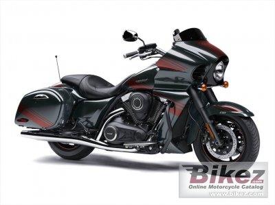 2021 Kawasaki Vulcan 1700 Vaquero
