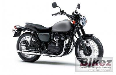 2021 Kawasaki W800 Street