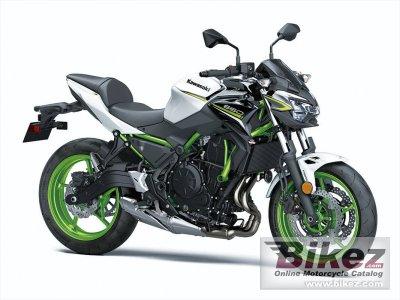 2021 Kawasaki Z650