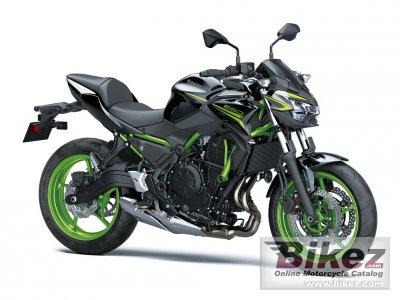2021 Kawasaki Z650L SE