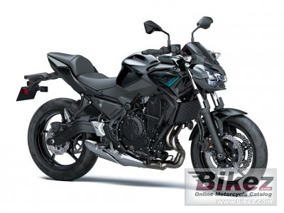 2021 Kawasaki Z650L