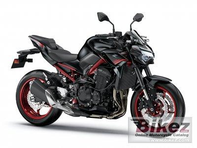 2021 Kawasaki Z900 70kW