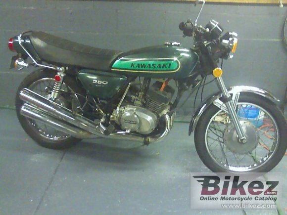 Kawasaki 250 S