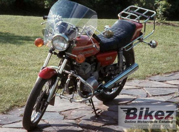 Kawasaki 350 S
