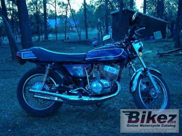 Kawasaki 750 H