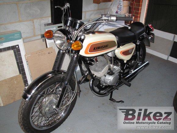 Kawasaki A1 Samurai