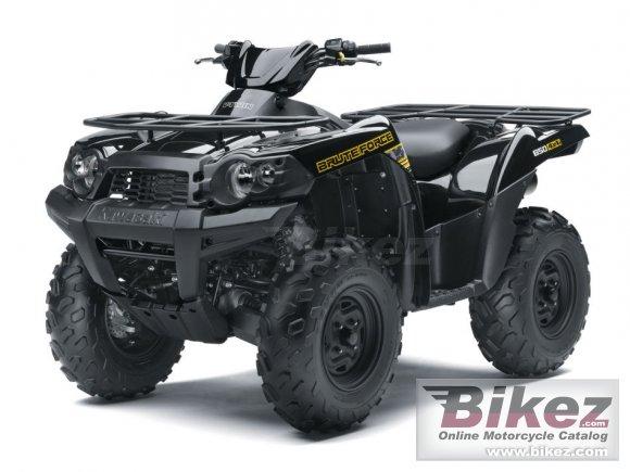 Kawasaki Brute Force 650