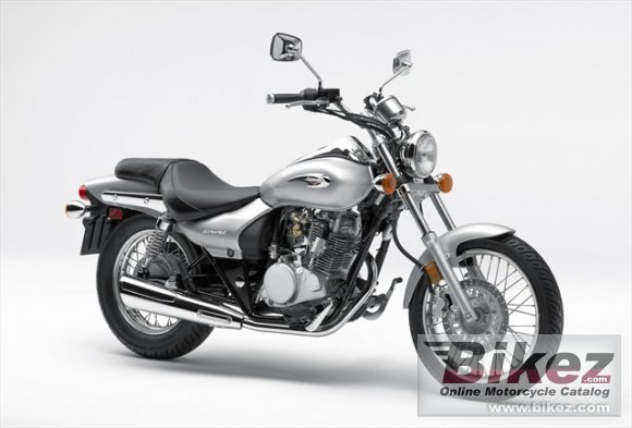 Kawasaki EL 125 Eliminator