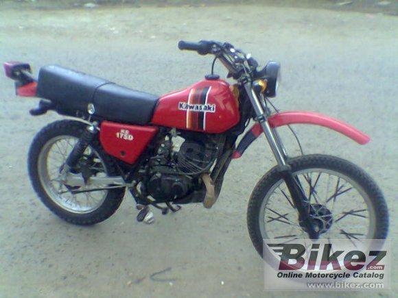 Kawasaki KE 175
