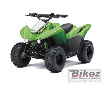 Kawasaki KFX 50