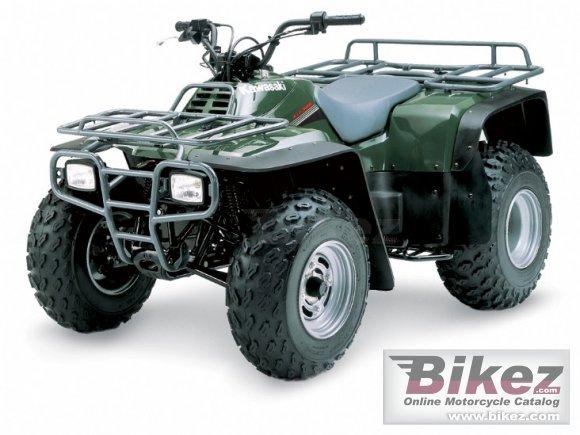 Kawasaki KLF 300
