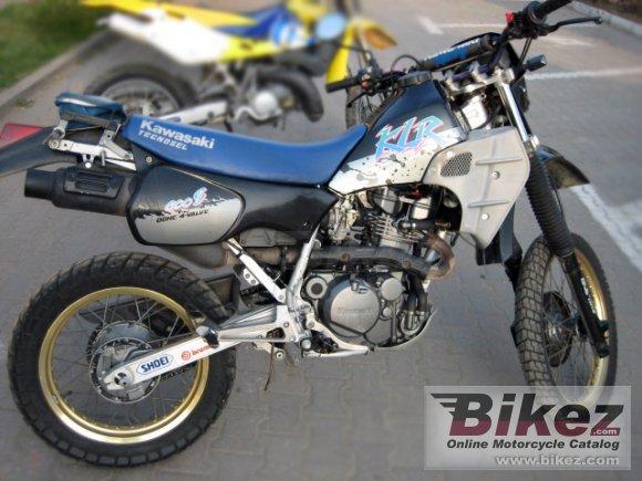 Kawasaki KLR 600