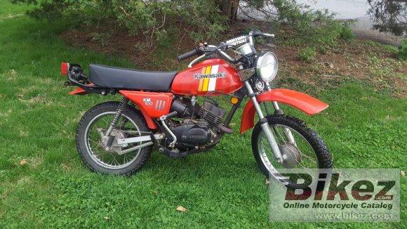 Kawasaki KM 100